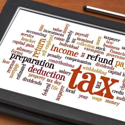 Налоговая реформа